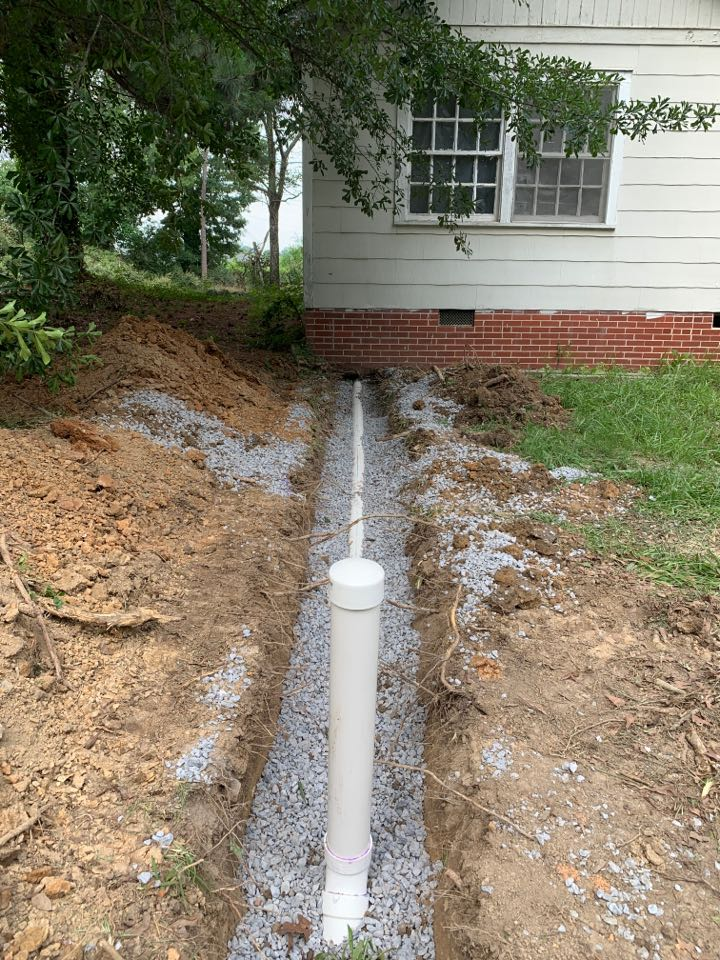 Plumber near me in rome, new sewer main