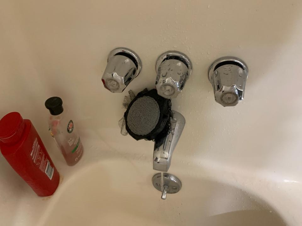 Plumber near me in acworth ga. Rebuild 3 hand shower