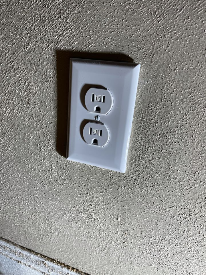 Electrician near me in cartersville ga installed a new circuit for entertainment system