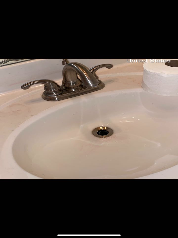 Plumber near me in Rocky face ga. Installing a new faucet
