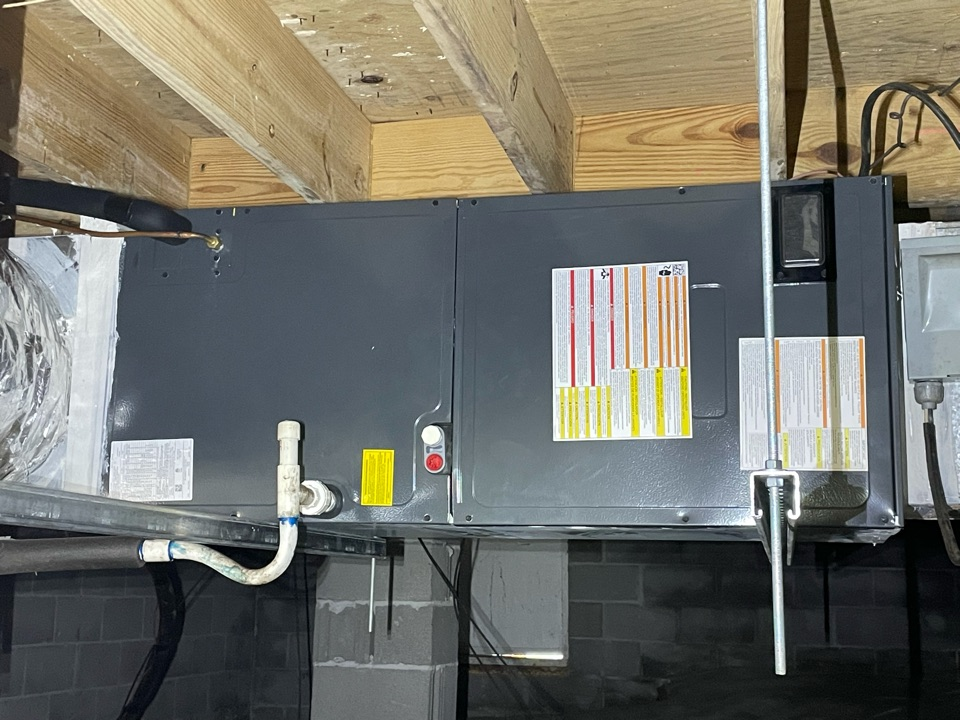 Clanton, AL - Completed final inspection on new unit installed a few weeks ago. We complete these inspections after all installs to ensure that all work was completed to the standards expected of our company.