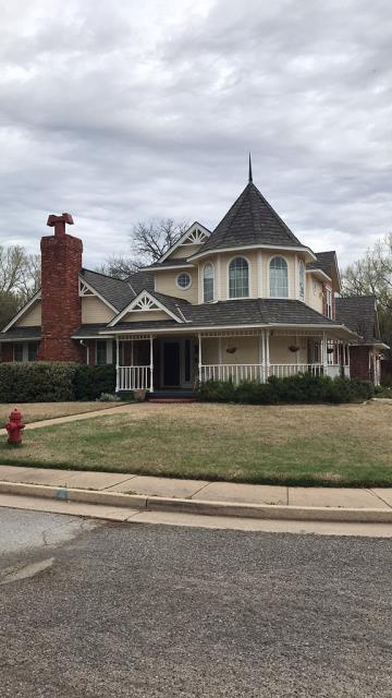 Edmond, OK - That is one beautiful roof!