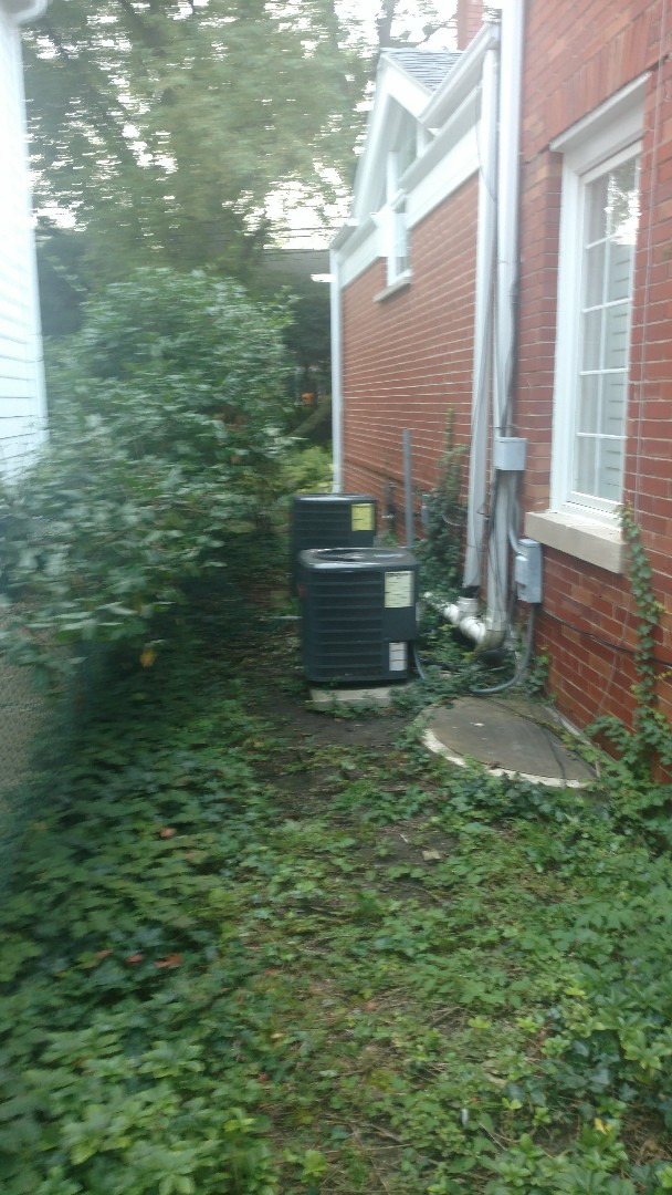 AC repairs on Goodman Air Conditioners