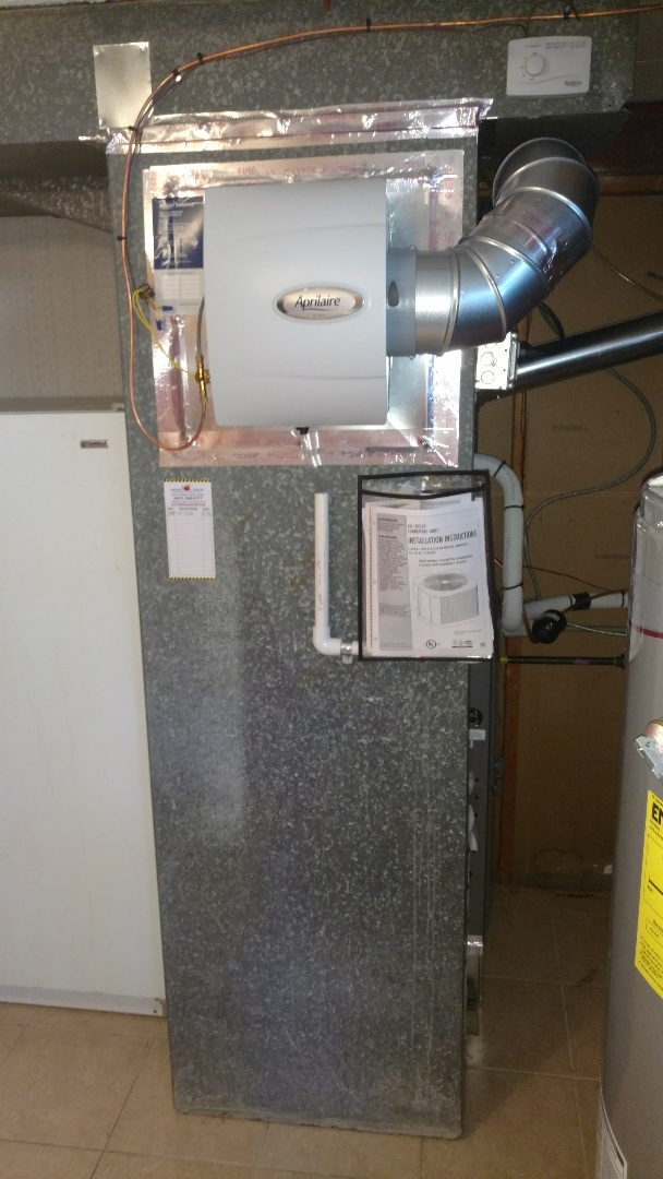 Carrier furnace cleaning and safety check �2
