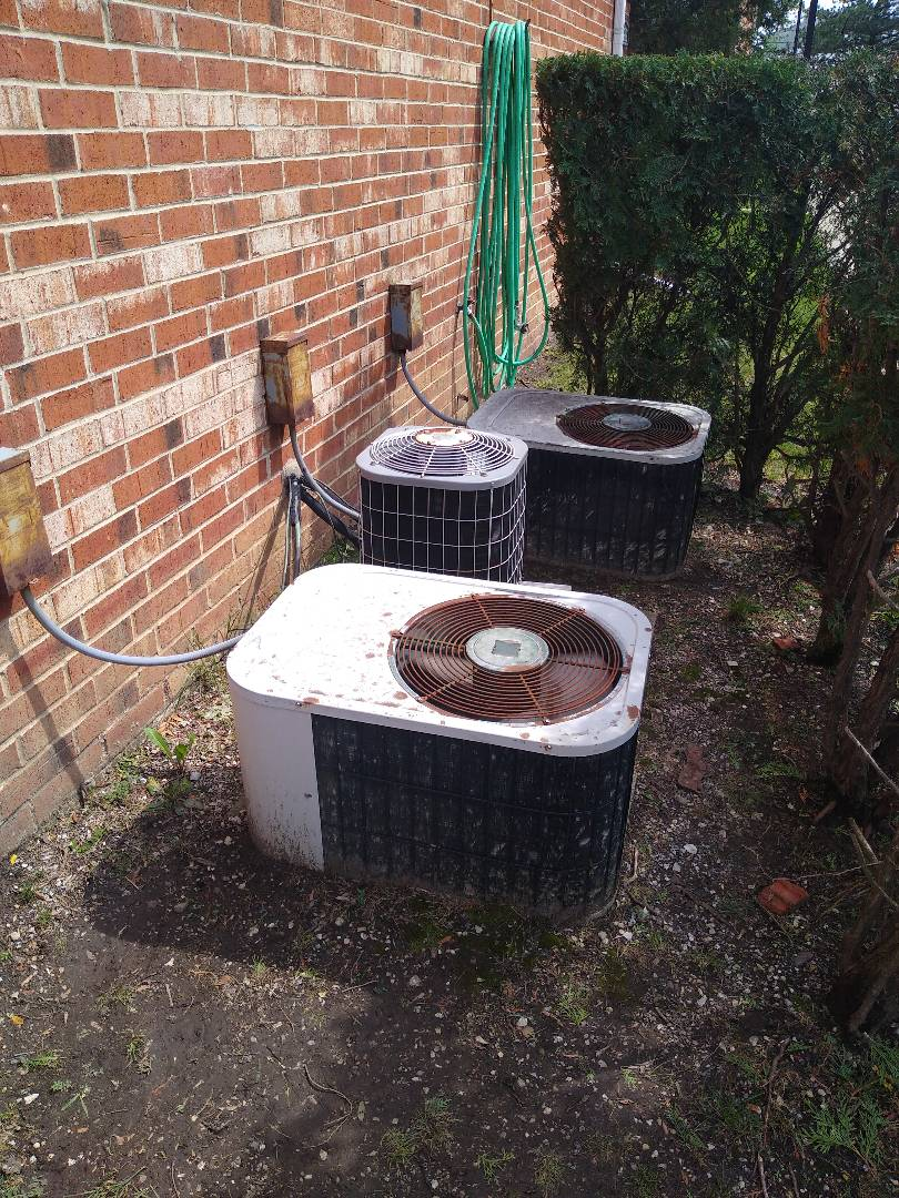 Niles, IL - Quote for carrier ac replacement. For 13 Seer Rheem air conditioner 1.5 ton
