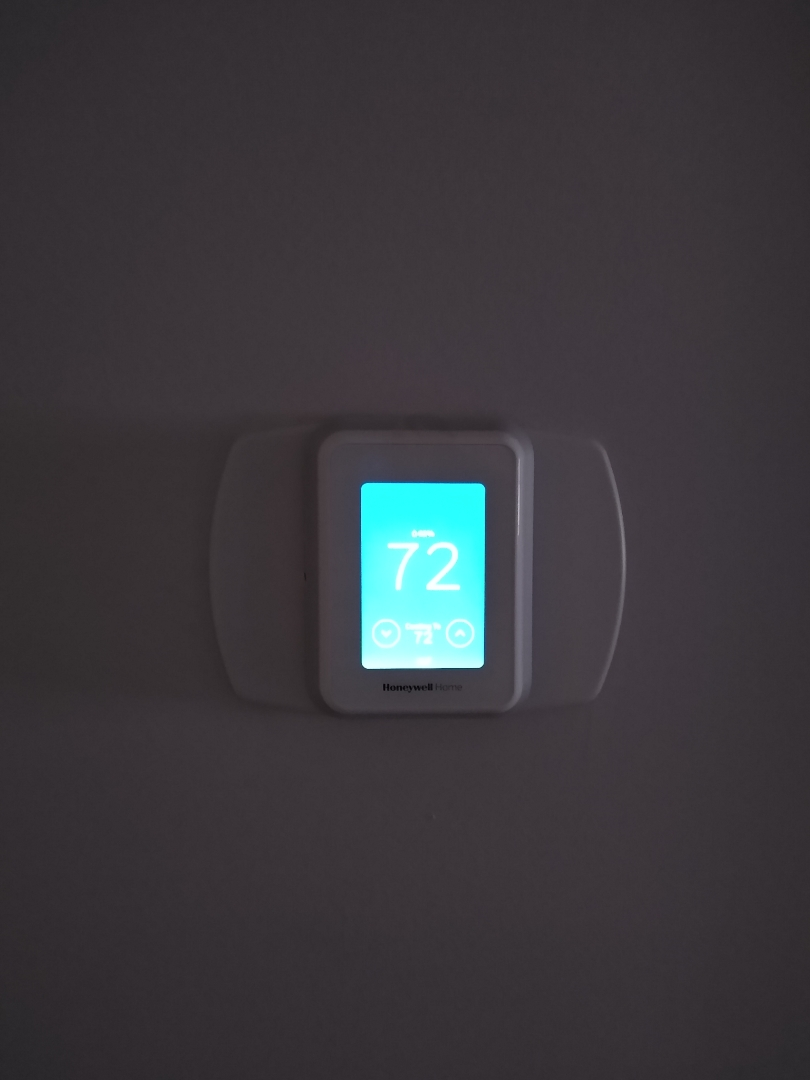 Installed 2 Honeywell T9 wifi thermostats with room sensors.