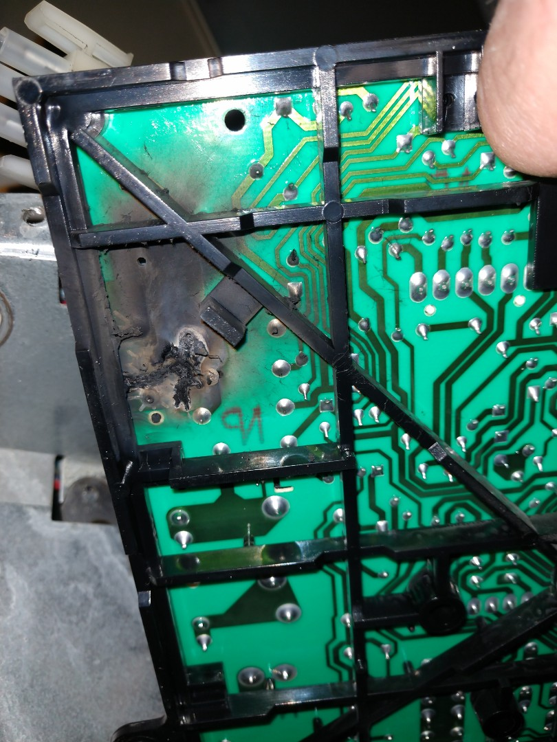 Mount Prospect, IL - Furnace service call on a Carrier model 58mta. We replaced the OEM circuit control board
