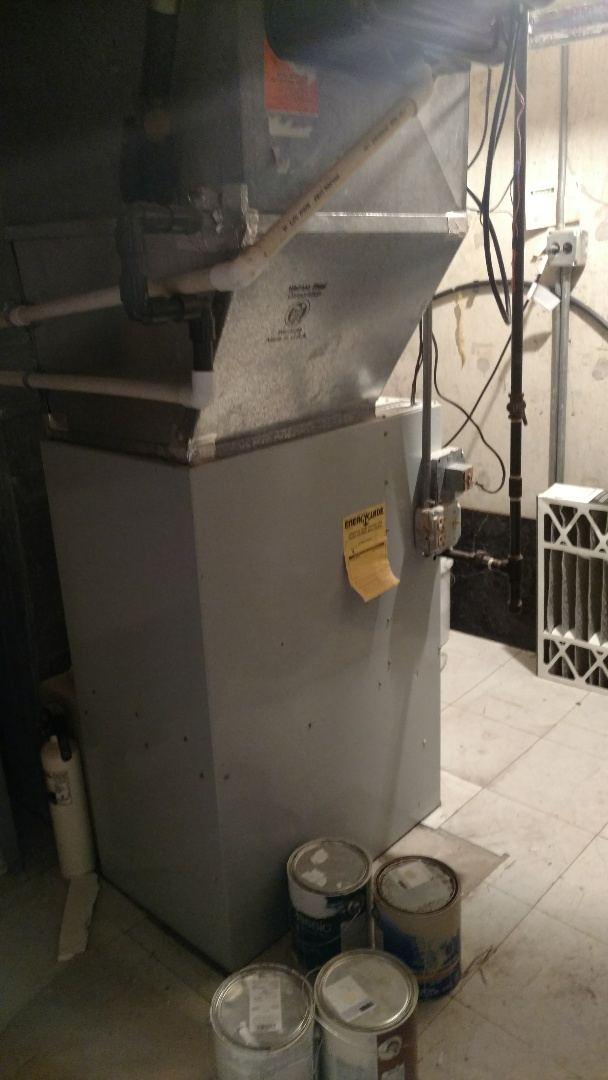 Northbrook, IL - Furnace maintenance call. Performed furnace maintenance on Bryant unit