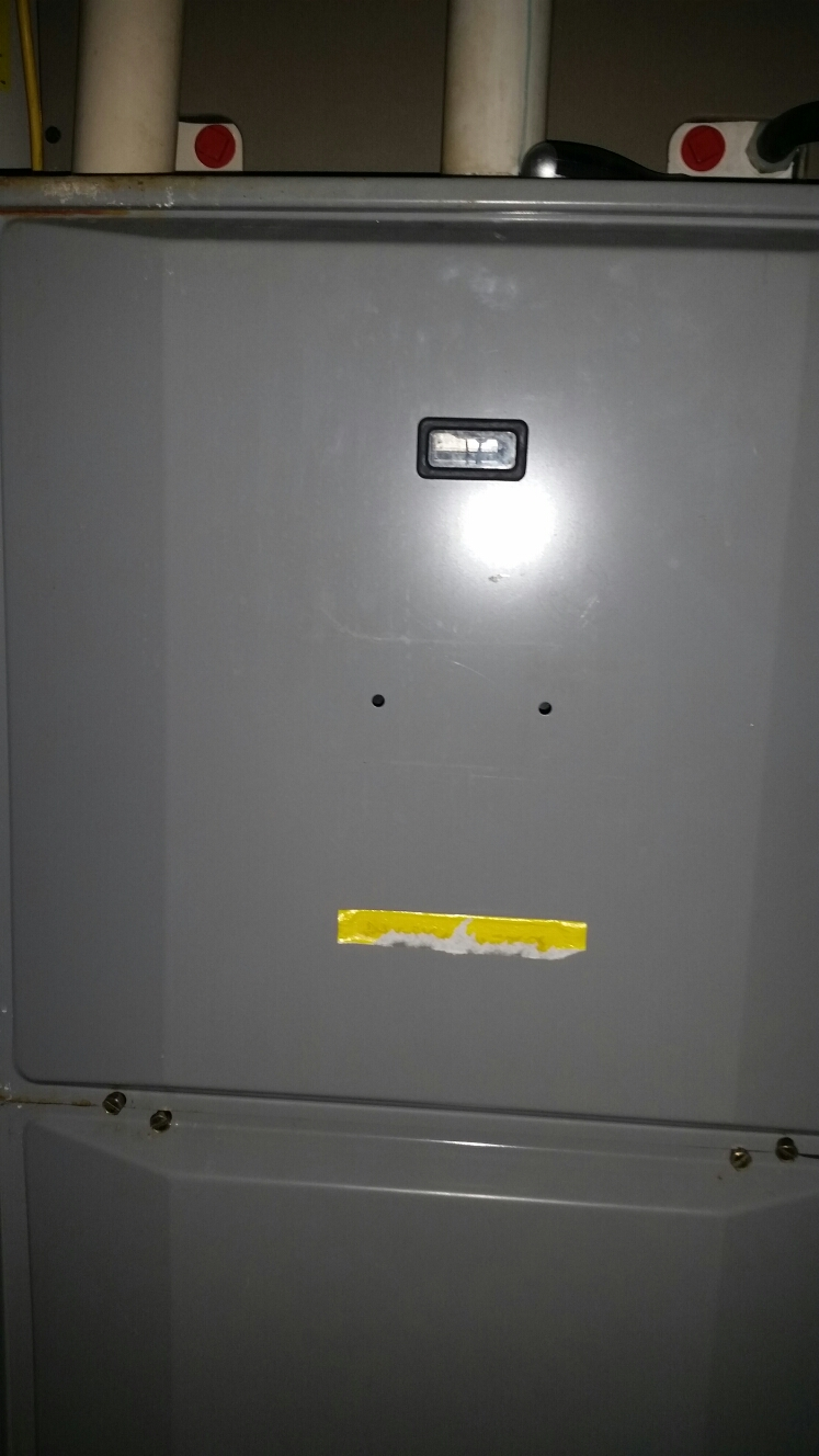 St. Charles, MO - No heat on a Gama furnace