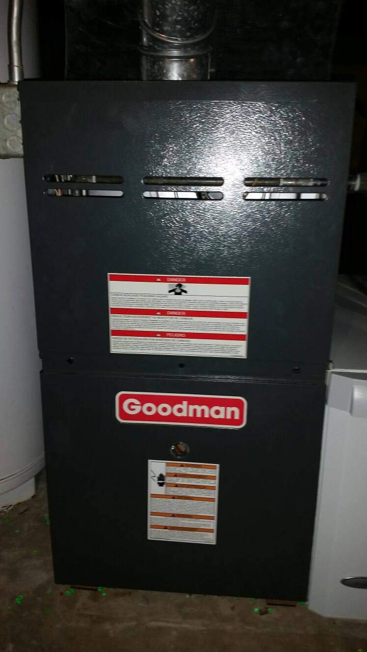 Town and Country, MO - No heat on a goodman air handeler
