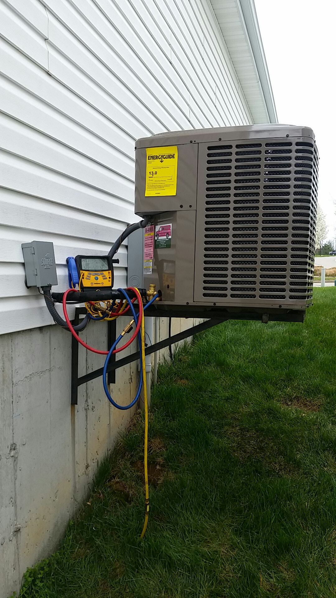 O'Fallon, MO - Installing new ac unit and hot water heater