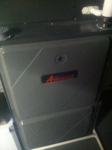Weldon Spring, MO - Repair amana furnace
