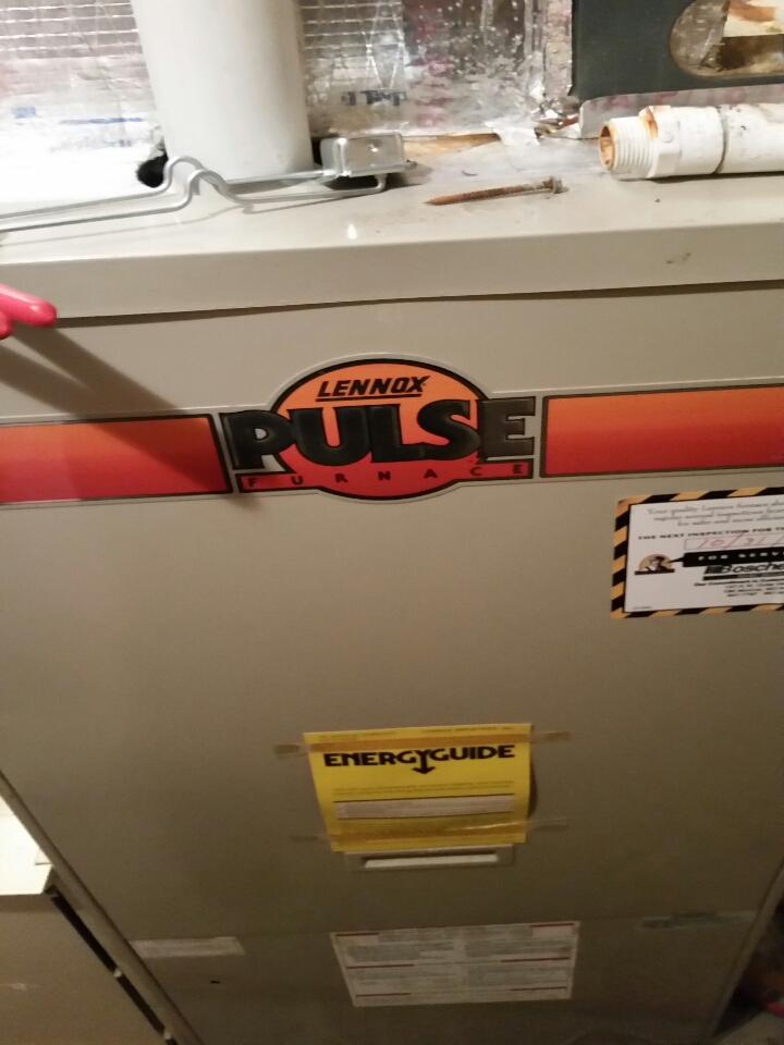 Eolia, MO - replacing an A-one in a Lennox furnace