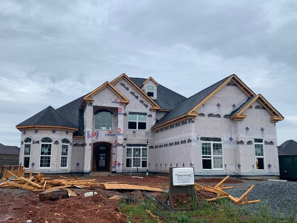 Madison, AL - New Construction Roofing Project in Madison, AL! Owens Corning Oakridge Onyx Black