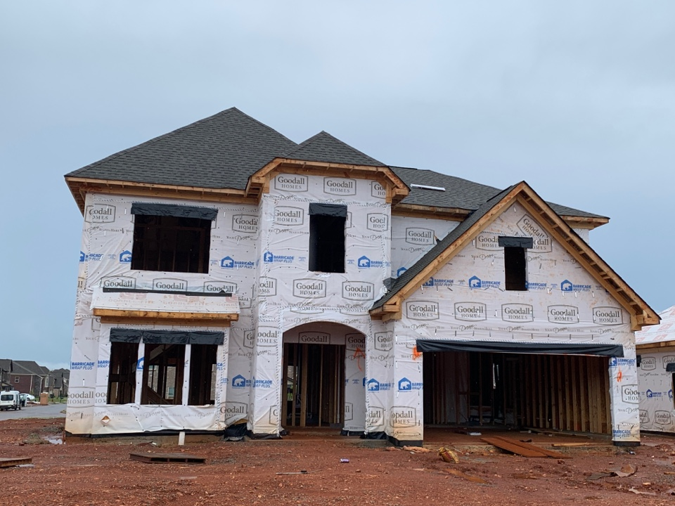 Madison, AL - New Construction Roofing Project in Madison, AL! GAF Timberline Natural Shadow WeatherWood