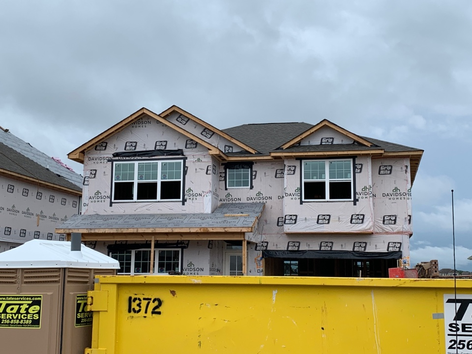 Decatur, AL - New Construction Roofing Project in Decatur, AL! Owens Corning Oakridge Driftwood