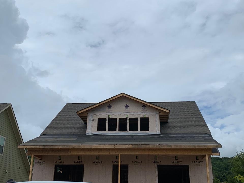 Huntsville, AL - New Construction Roofing Project in Huntsville Alabama! Atlas Weathered Wood