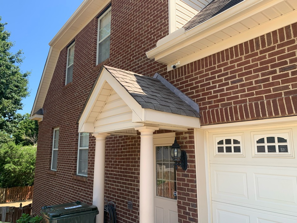 Athens, AL - Is your flashing properly installed? Call today for a professional roof inspection.