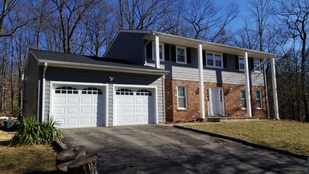 Bloomfield, NJ - Completed siding job in Morris Plains New Jersey