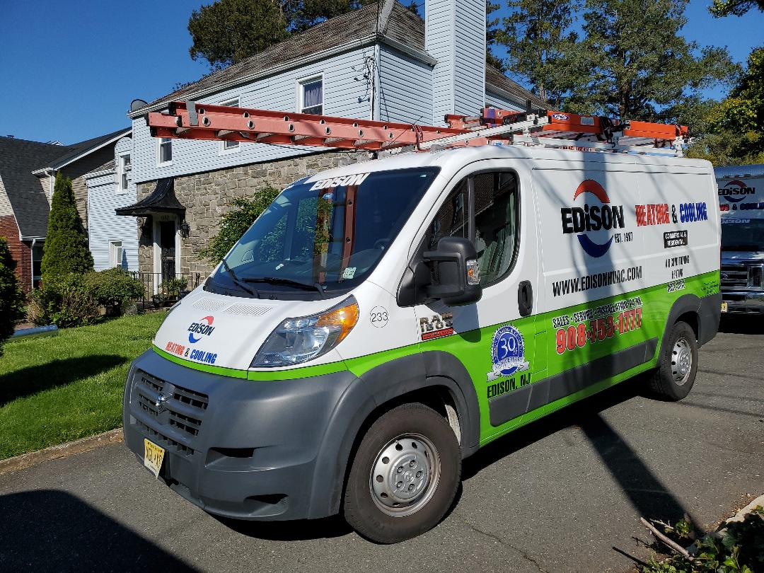 Hillside, NJ - New Central air conditioning system