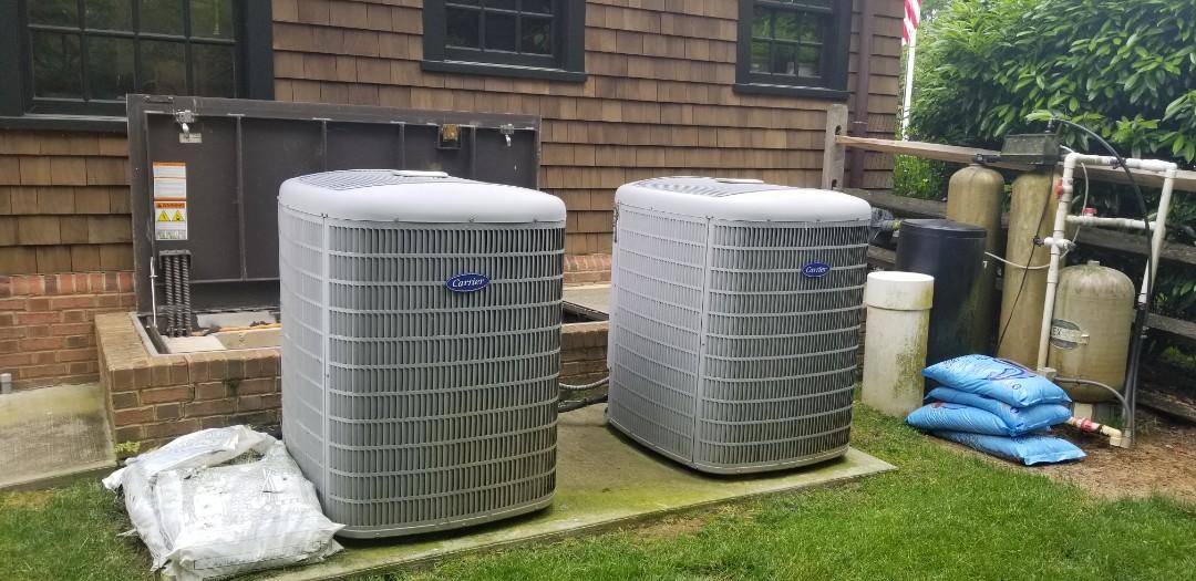Rumson, NJ - Carrier AC replacement Rumson