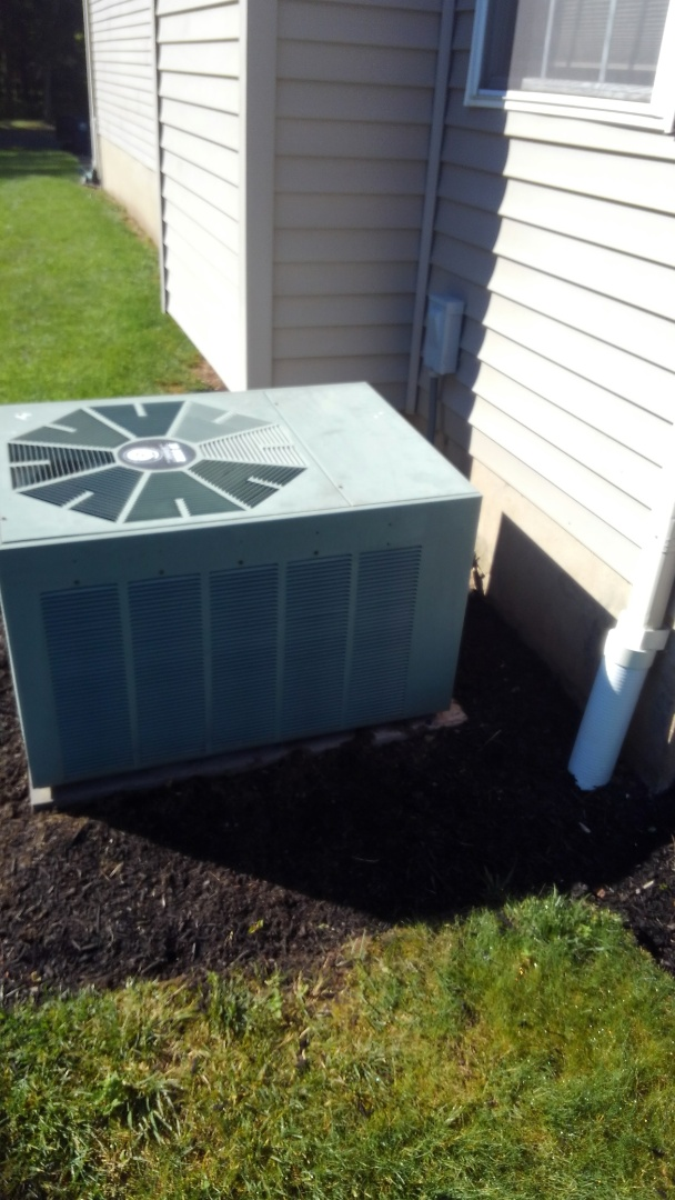 Princeton, NJ - New Air Conditioning replacement
