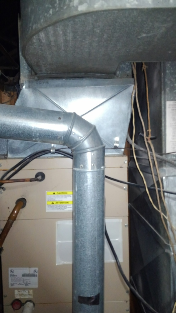 Summit, NJ - New furnace and AC replacement
