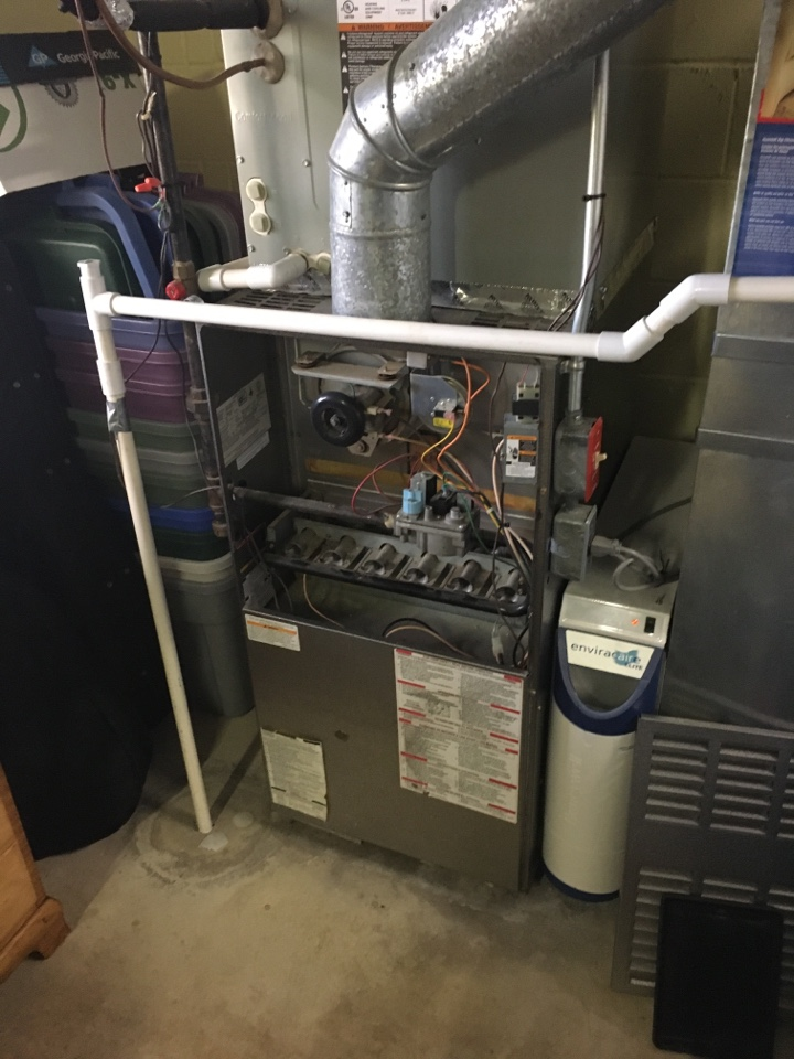 Gillette, NJ - NO HEAT CALL FURNACE WILL NOT FIRE UP