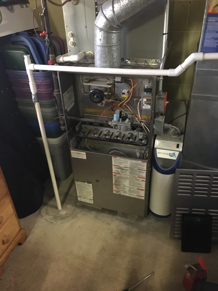 Gillette, NJ - NO HEAT FURNACE WILL NOT FIRE UP