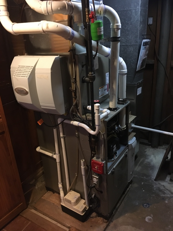 Linden, NJ - HEAT MAINTENANCE ON CARRIER FURNACE