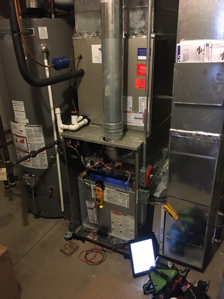 Basking Ridge, NJ - 1 ZONE CARRIER FURNACE MAINTENANCE