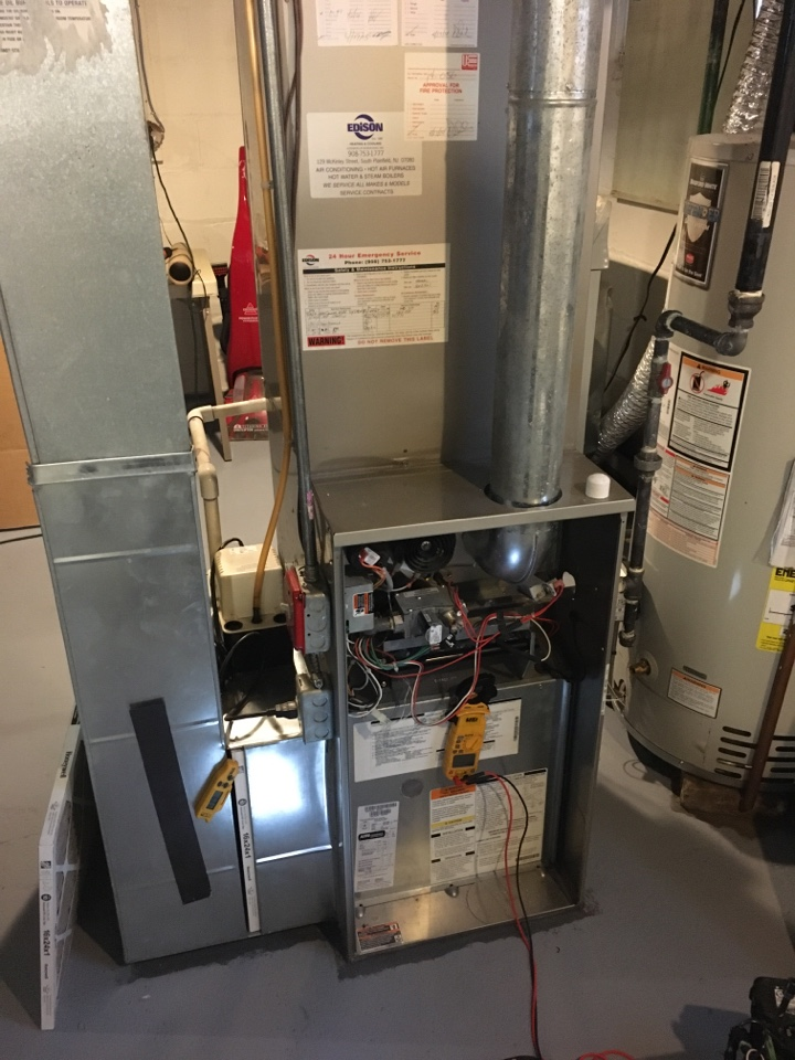 Dunellen, NJ - 1 ZONE FURNACE MAINTENANCE