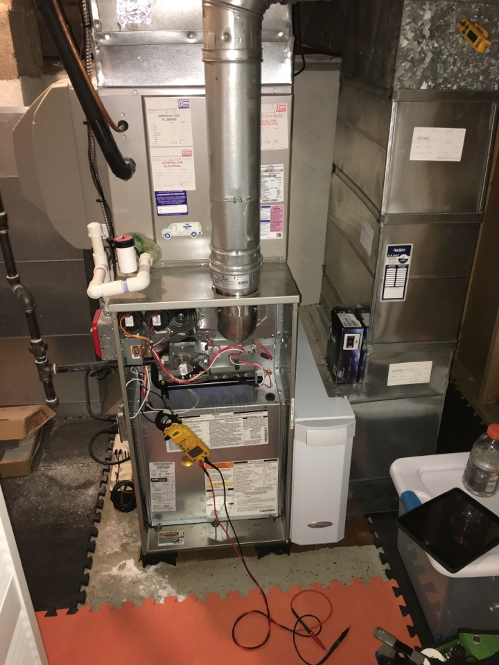 Fanwood, NJ - 1 ZONE FURNACE MAINTENANCE ON CARRIER UNIT