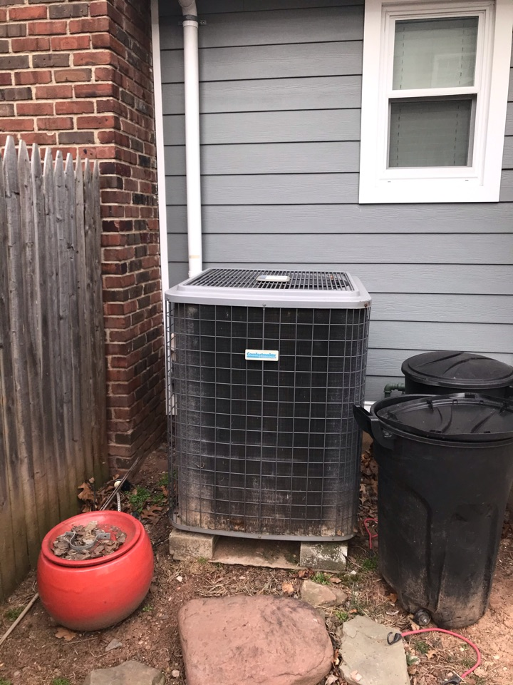 Westfield, NJ - Replacement of Comfortmaker air conditioning system in Westfield.