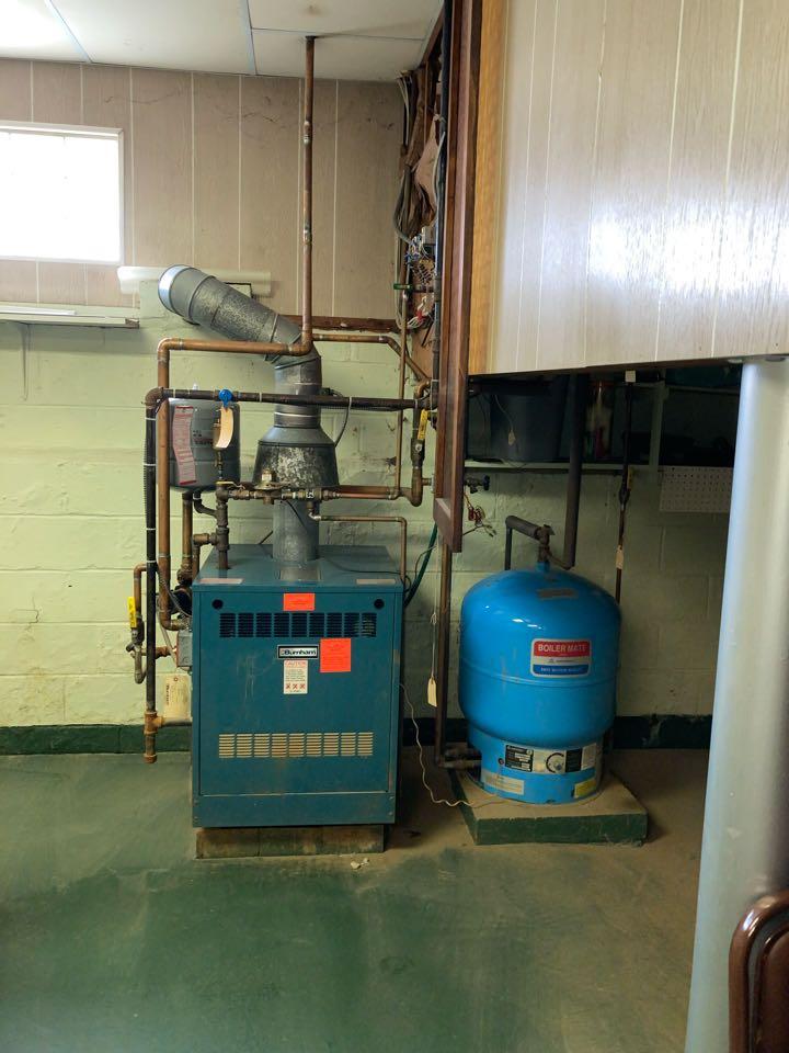 Berkeley Heights, NJ - Hot water boiler replacement in Berkeley Heights