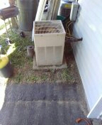 Bridgeville, PA - Old condenser to be removed as well in Bridgeville Pa.