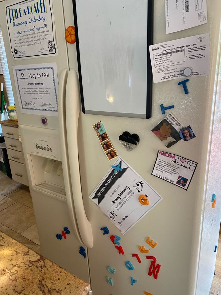 Hoffman Estates, IL - Replaced icemaker on whirlpool refrigerator that was not making ice.