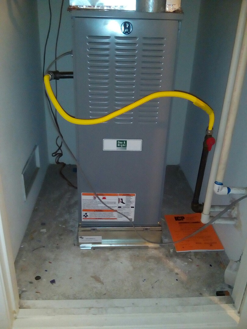 Victorville, CA - Installed new heater and filter rack