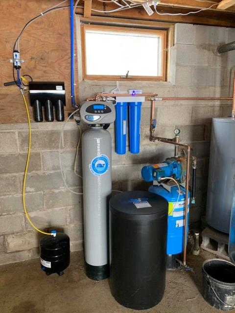East Amherst NY Water Treatment Services