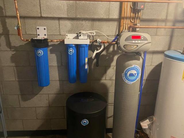 Jamestown NY Water Treatment Services