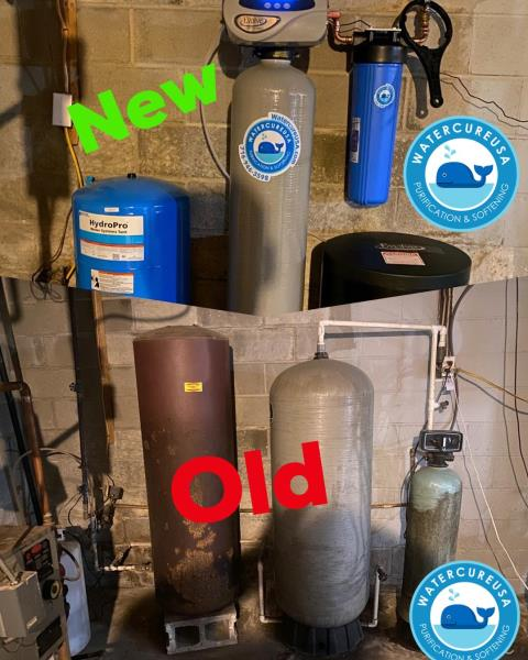 Orchard Park NY Water Treatment Services