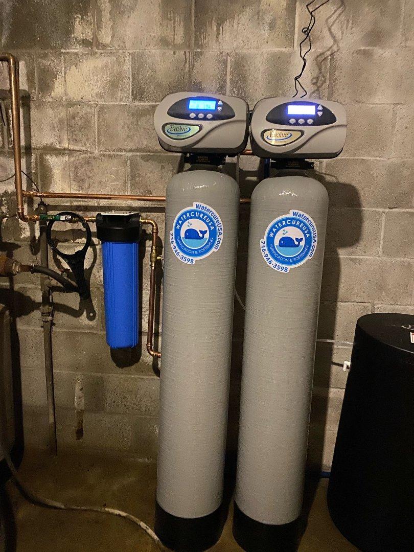 North Java NY Water Treatment Services