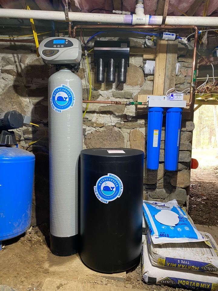 Lockport NY Water Treatment Services