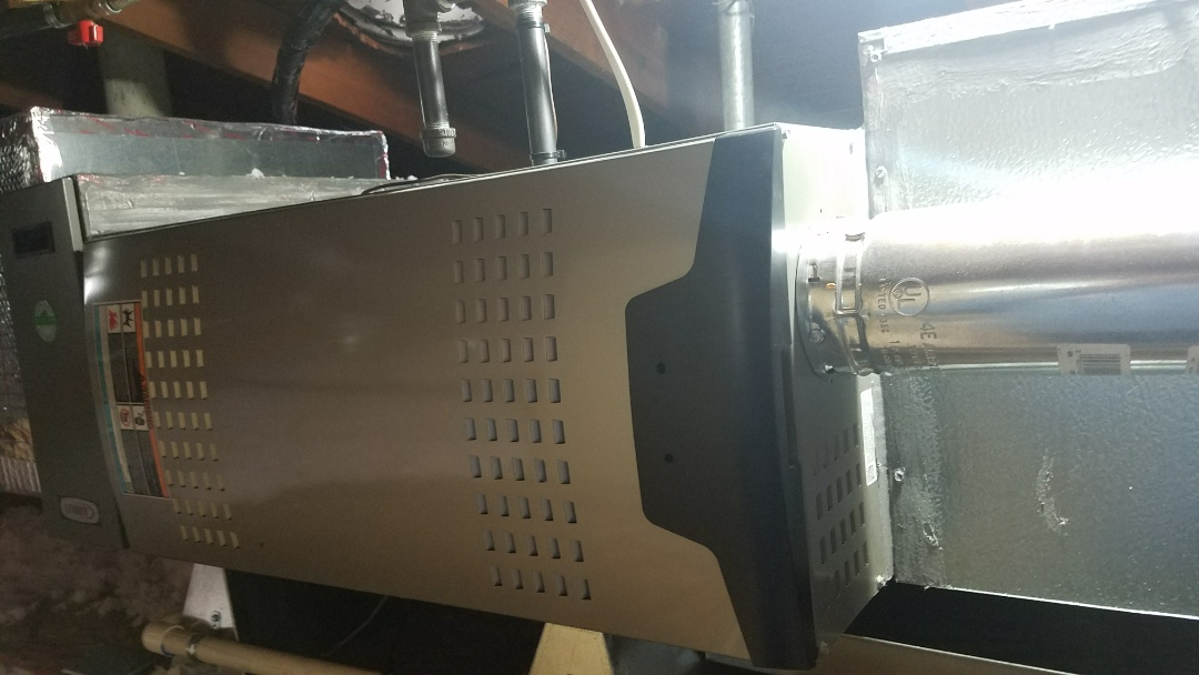 La Verne, CA - Cypress service to a Lennox split system