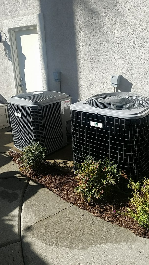 La Verne, CA - Cypress AC tune up  service to Day N Night systems .