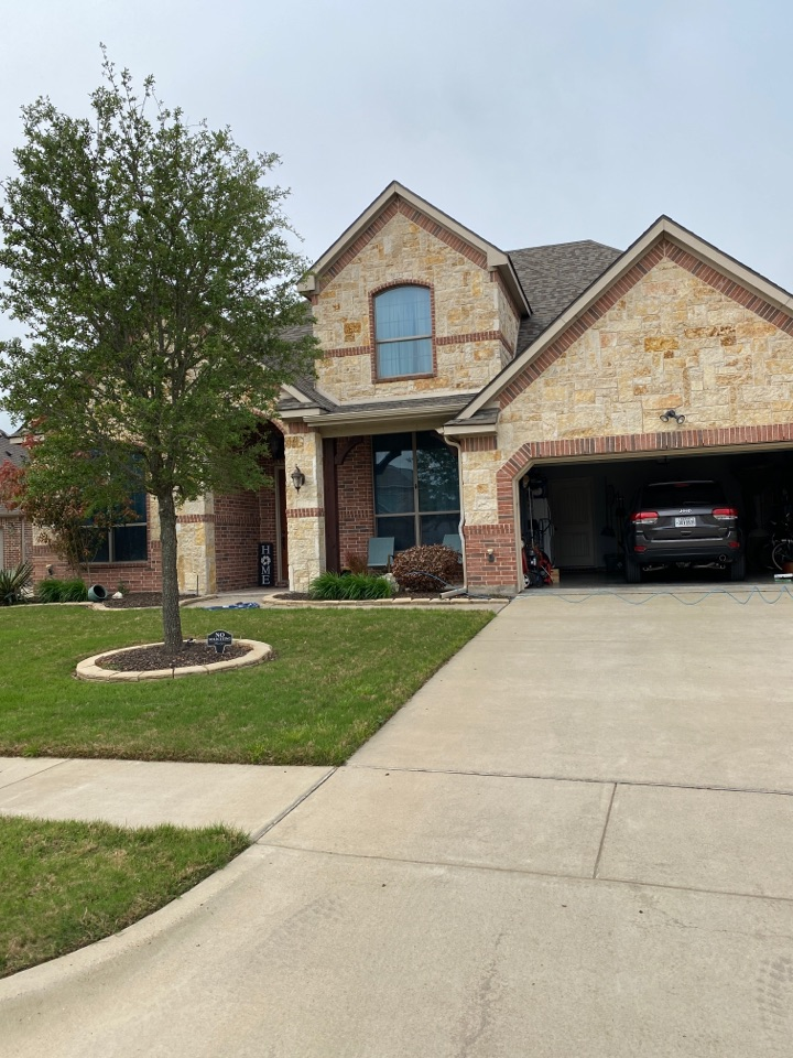 Midlothian, TX - Doing an A/C Duct cleaning and HVAC maintenance for a great family in Midlothian Tx. It's not too late to have your HVAC system maintenance done before summer gets here.