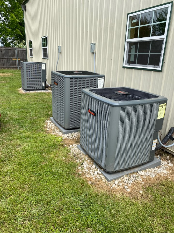 Waxahachie, TX - AC service on Amana and Goodman equipment in Waxahachie Tx.