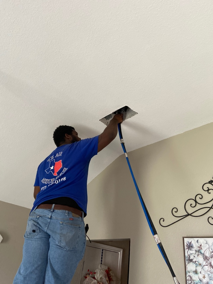 Red Oak, TX - Air Duct and Dryer Vent Cleaning in Red Oak