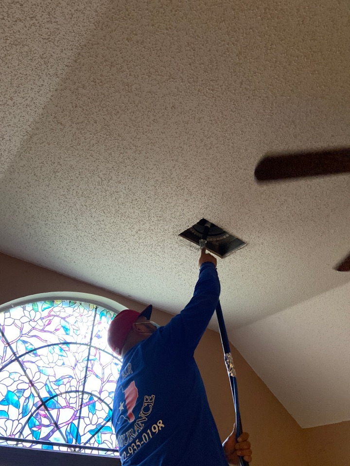 Fort Worth, TX - Air Duct Cleaning in Fort Worth