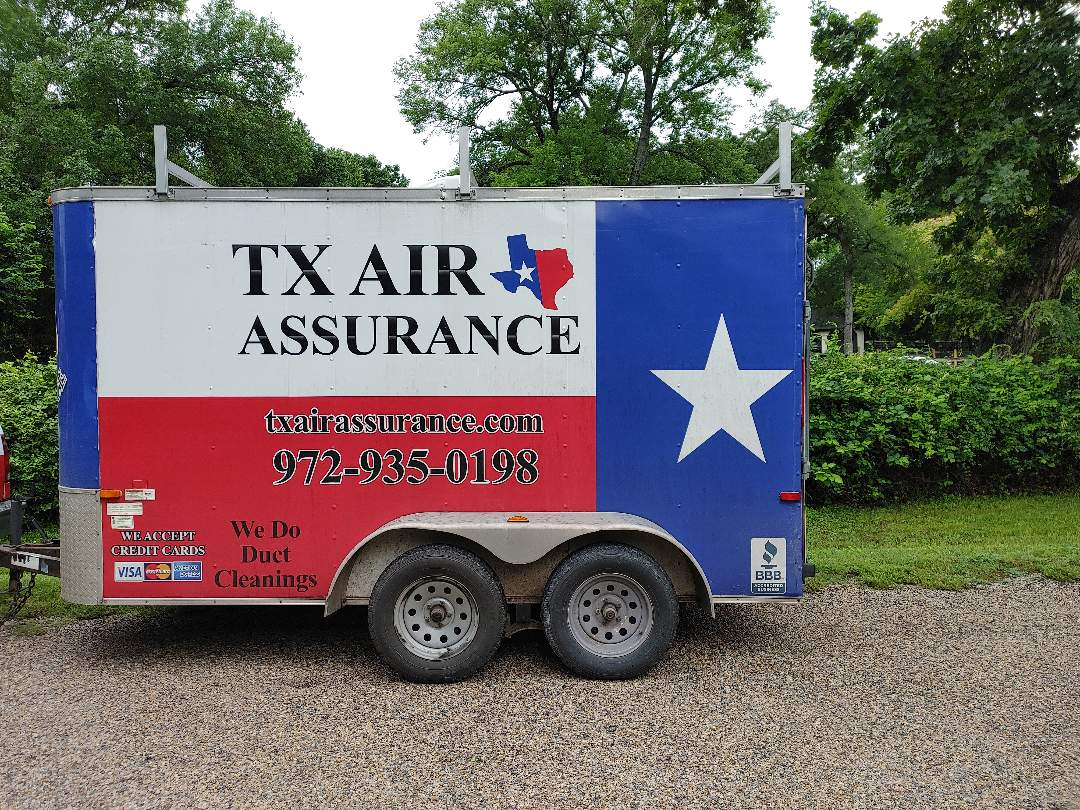 Waxahachie, TX - Duct cleaning and HVAC maintenance